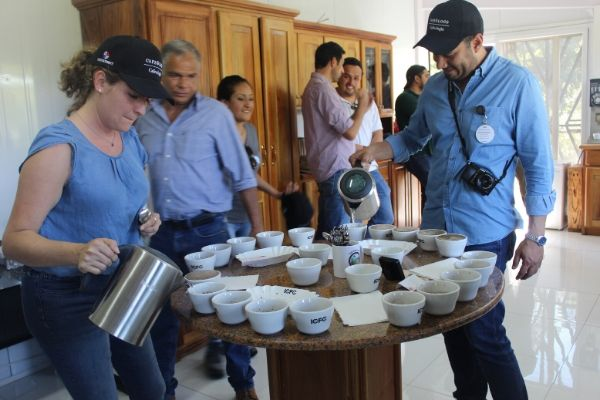 Proud to Host our 1st International Coffee Education Event